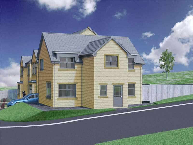 4 Bedrooms Detached House for sale in Plot 3 Greensnook, 2 Buttermere Avenue, Bacup, Lancashire, OL13