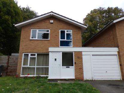 3 Bedrooms Detached House for sale in Christchurch Close, Birmingham, West Midlands