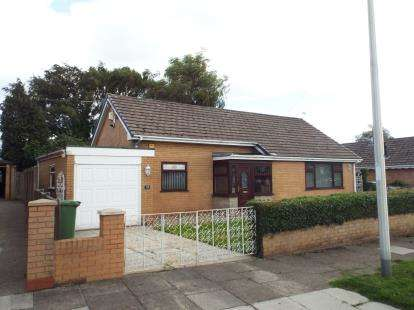 3 Bedrooms Bungalow for sale in Churchfields, Widnes, Cheshire, WA8