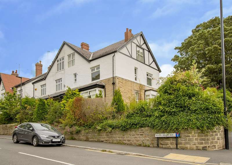 5 Bedrooms Semi Detached House for sale in 170 Chorley Road, Fulwood Village, S10 3RN