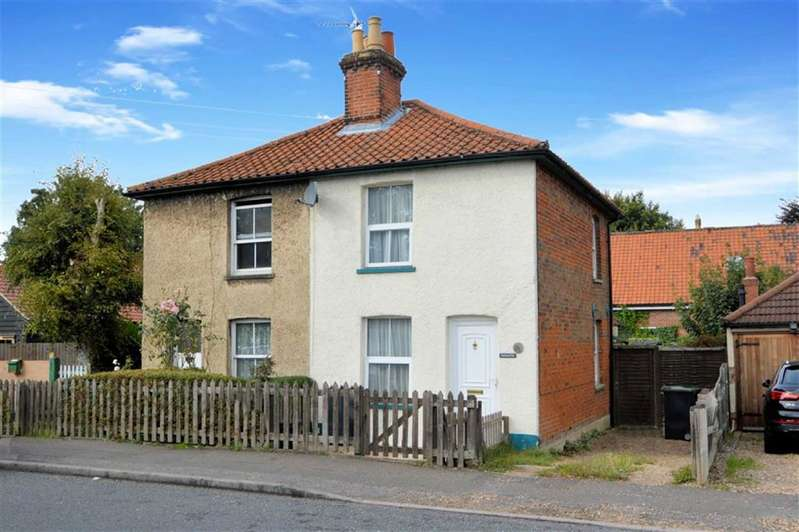 2 Bedrooms Semi Detached House for sale in Coopersale Common, Coopersale
