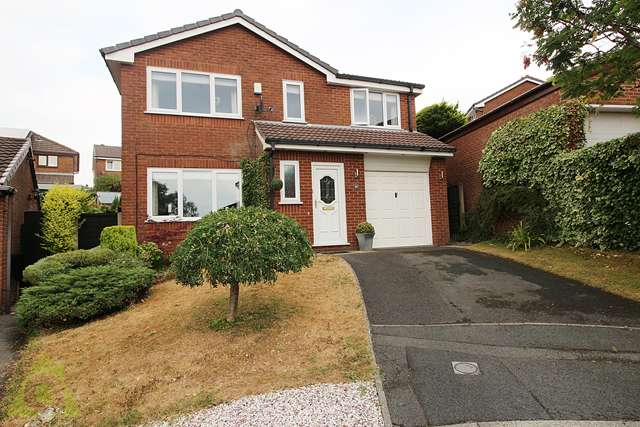 4 Bedrooms Detached House for sale in 43 Broom Way, Westhoughton BL5