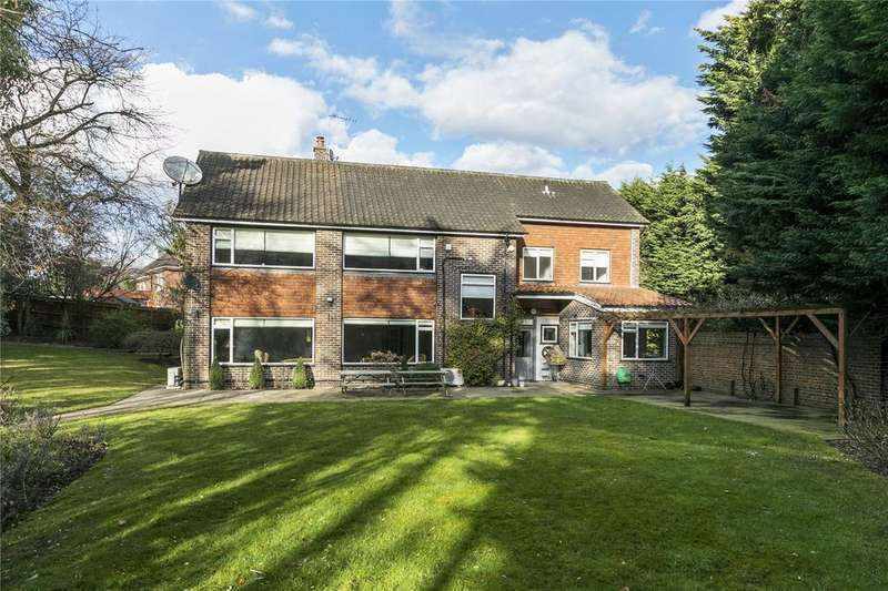 5 Bedrooms Detached House for sale in Parkside Avenue, Wimbledon