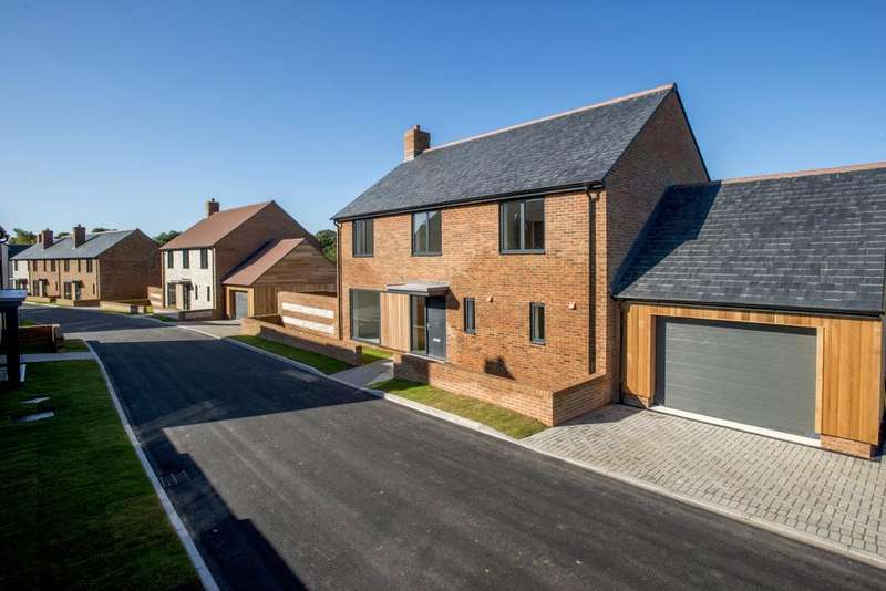 4 Bedrooms Detached House for sale in High Street, Sydling St. Nicholas, Dorchester, DT2