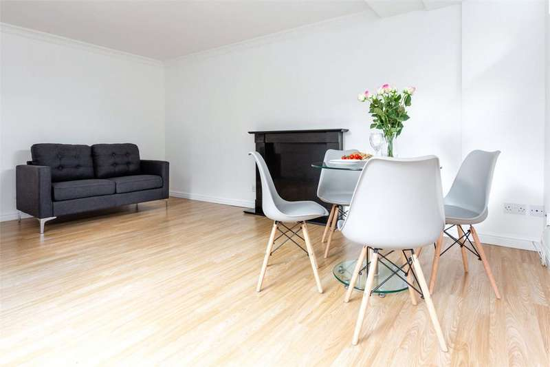 2 Bedrooms Flat for sale in Adeney Close, London, W6