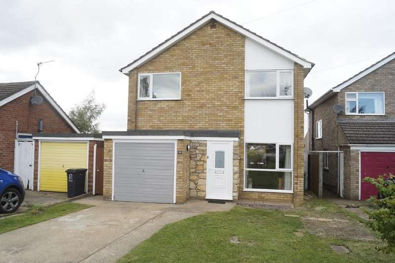 3 Bedrooms Detached House for sale in Brookfield Avenue, Nettleham