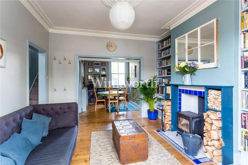 3 Bedrooms Terraced House for sale in St. Ann's Road, Haringay, N15