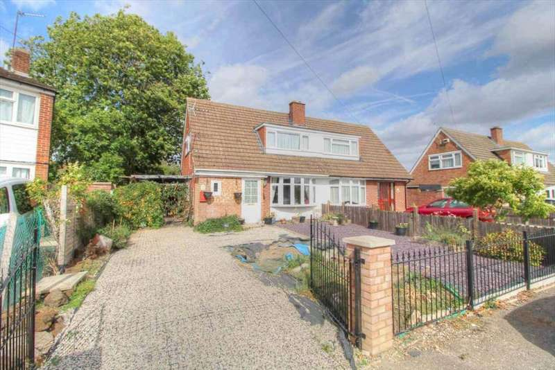 3 Bedrooms Semi Detached House for sale in St Marys Road, Wootton, MK43