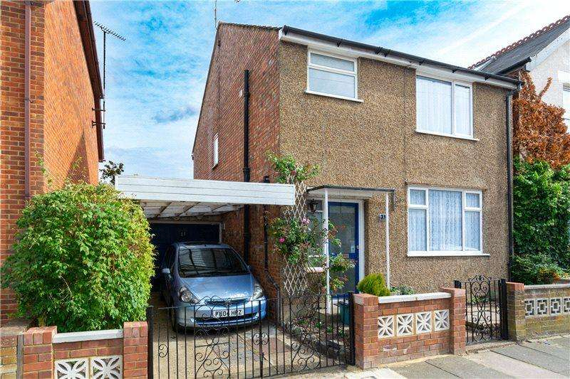 3 Bedrooms Detached House for sale in College Road, St. Albans, Hertfordshire