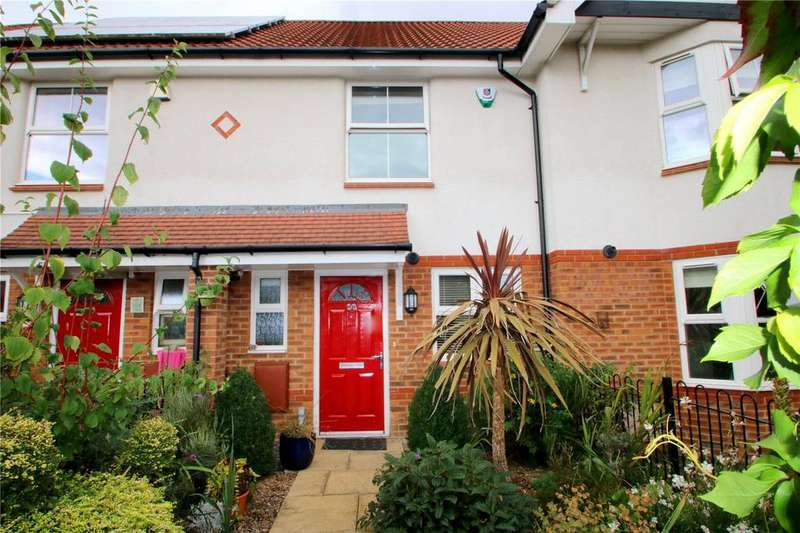 2 Bedrooms Terraced House for sale in Redcatch Road, Knowle, BRISTOL, BS4