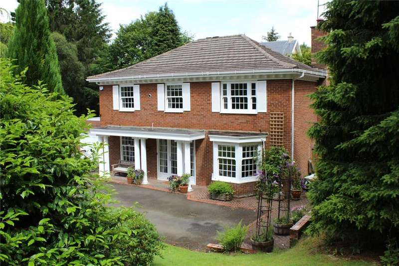 4 Bedrooms Detached House for sale in Woodlands Grove, Milngavie, Glasgow