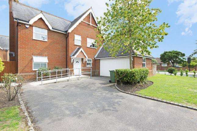 5 Bedrooms Detached House for sale in Royal Avenue, KT4