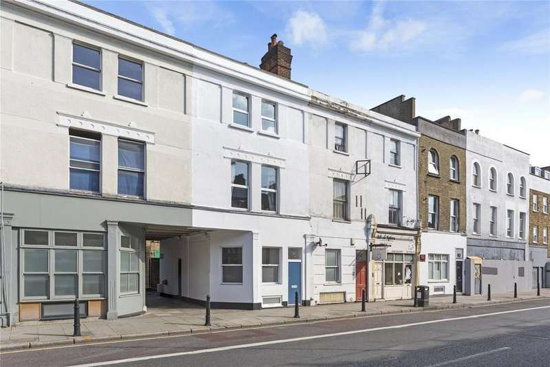 2 Bedrooms Flat for sale in Balls Pond Road, London, N1