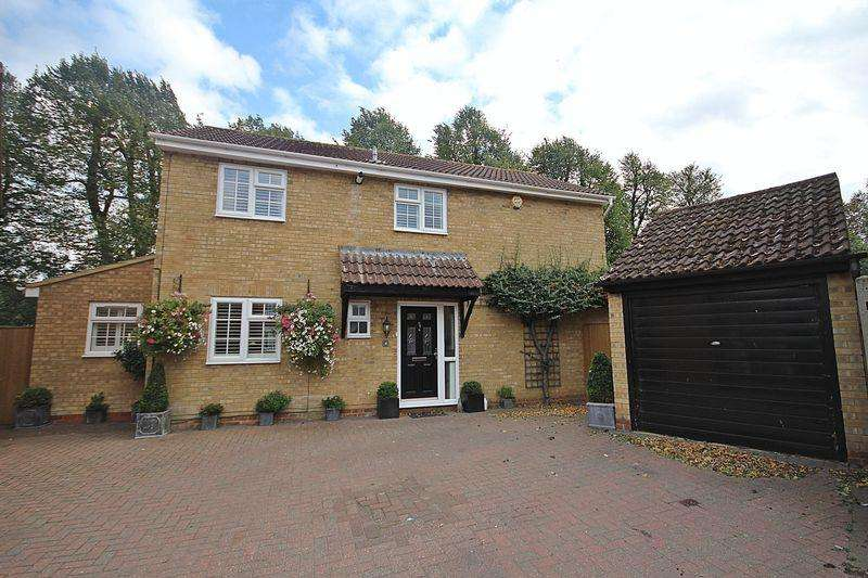 4 Bedrooms Detached House for sale in Buckingham Mews, Flitwick