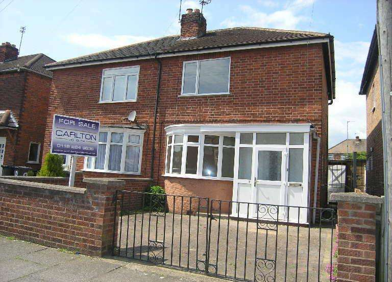 2 Bedrooms Semi Detached House for sale in Alton Road, Leicester