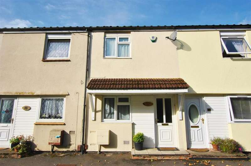 2 Bedrooms Terraced House for sale in Pinkhams Twist, Whitchurch, Bristol