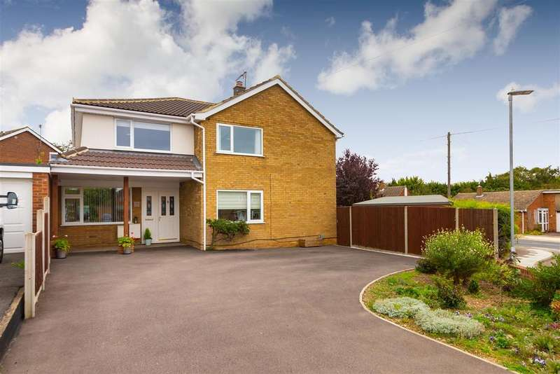 4 Bedrooms Detached House for sale in Wymondley Road, Hitchin