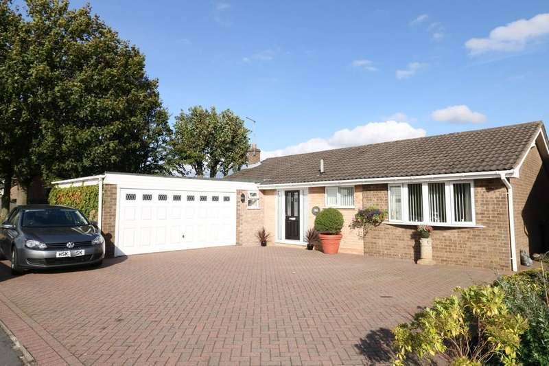 3 Bedrooms Detached Bungalow for sale in Parkdale, Ibstock