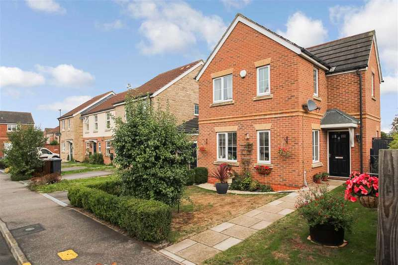 3 Bedrooms Detached House for sale in Orchard Close, Lincoln