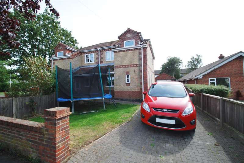 3 Bedrooms Semi Detached House for sale in Sunningdale Drive, Chapel St leonards