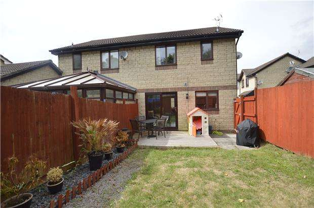3 Bedrooms Semi Detached House for sale in Palmers Leaze, BS32 0HG