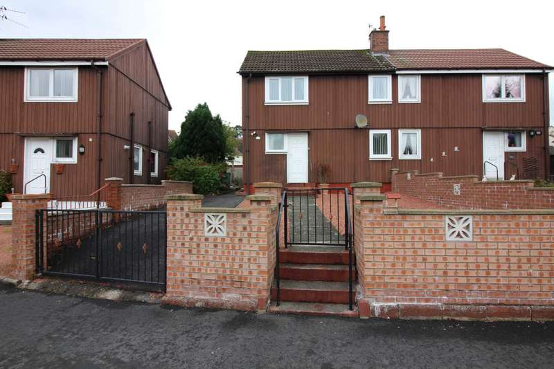 3 Bedrooms Semi Detached House for sale in Southside Avenue, Ayr
