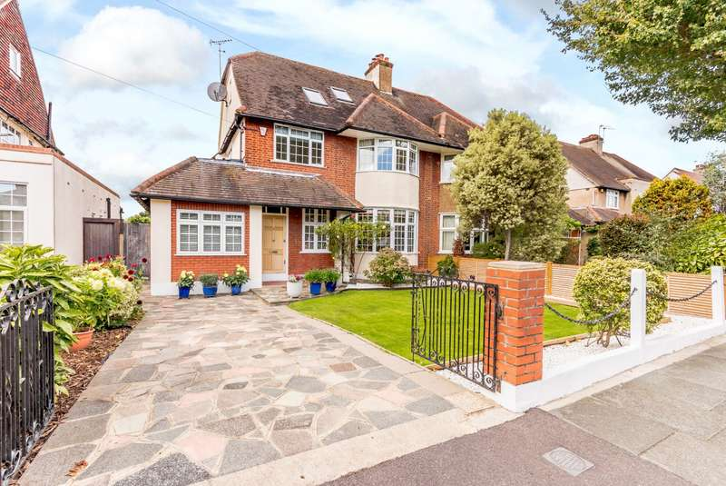 5 Bedrooms Semi Detached House for sale in Christchurch Area