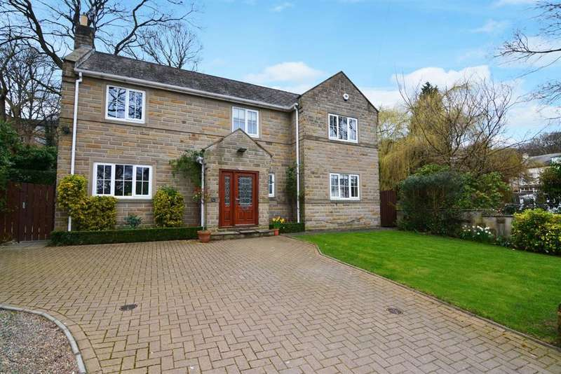 5 Bedrooms Detached House for sale in Newlay Grove, Horsforth, LS18