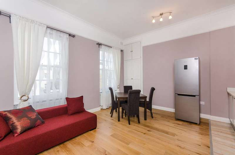 1 Bedroom Flat for sale in Alderney Street, Pimlico, SW1V
