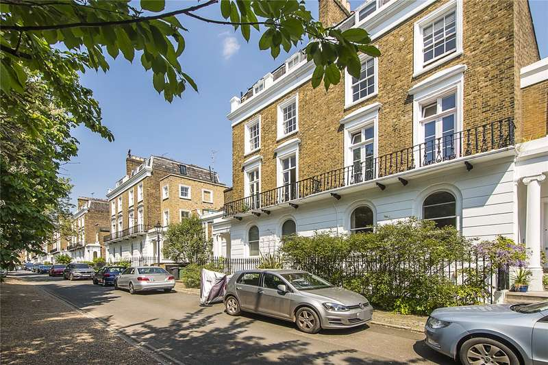 2 Bedrooms Flat for sale in Crescent Grove, London, SW4