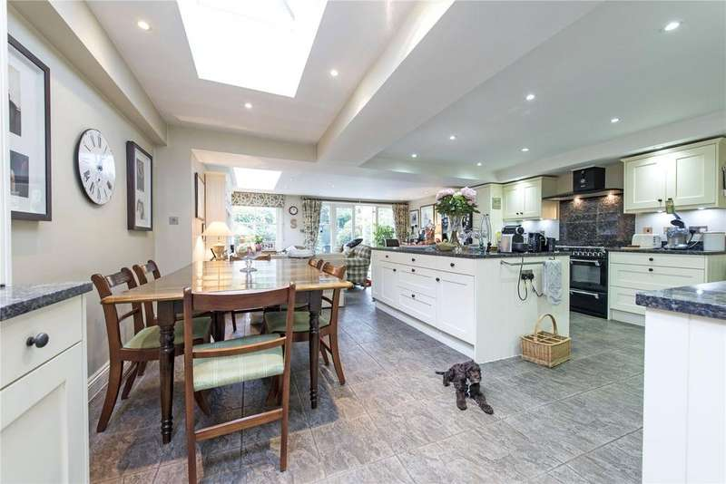 5 Bedrooms Terraced House for sale in Alderbrook Road, London, SW12