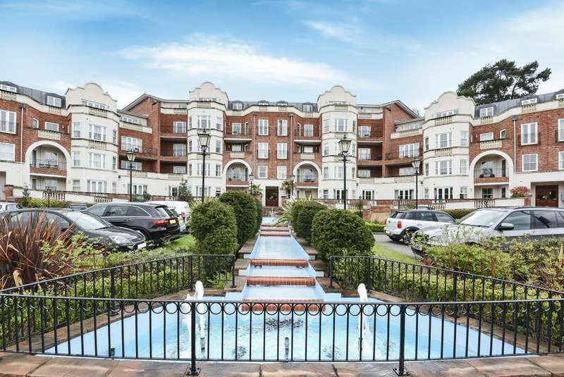 2 Bedrooms Flat for sale in Grand Regency Heights, Ascot, SL5