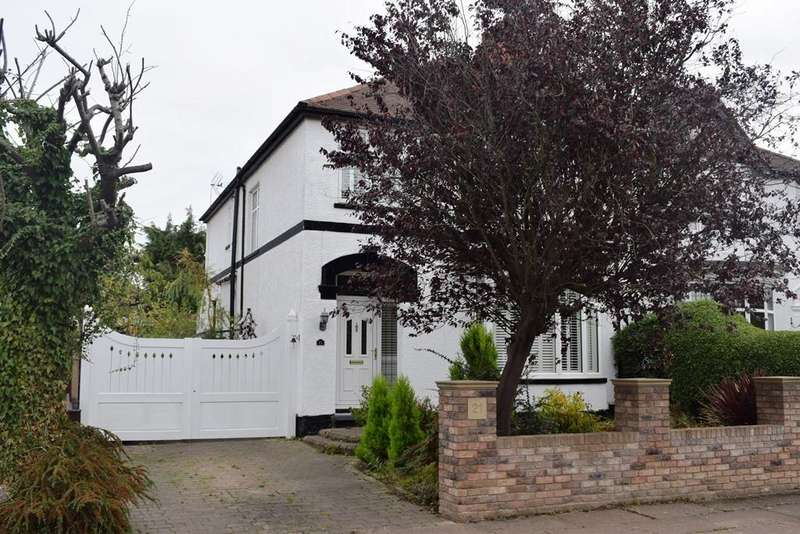 4 Bedrooms Semi Detached House for sale in Cumberland Avenue, Grimsby
