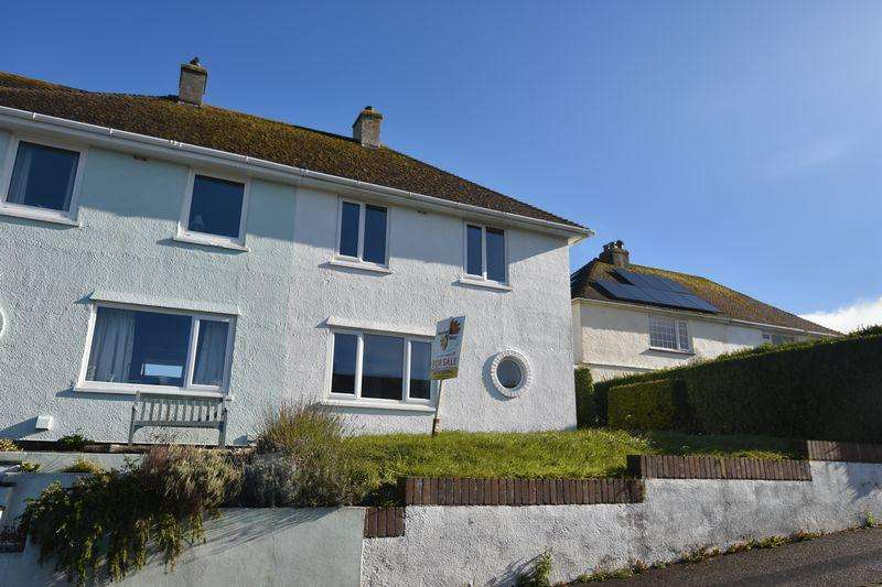 2 Bedrooms Semi Detached House for sale in Dawney Terrace, CRAFTHOLE