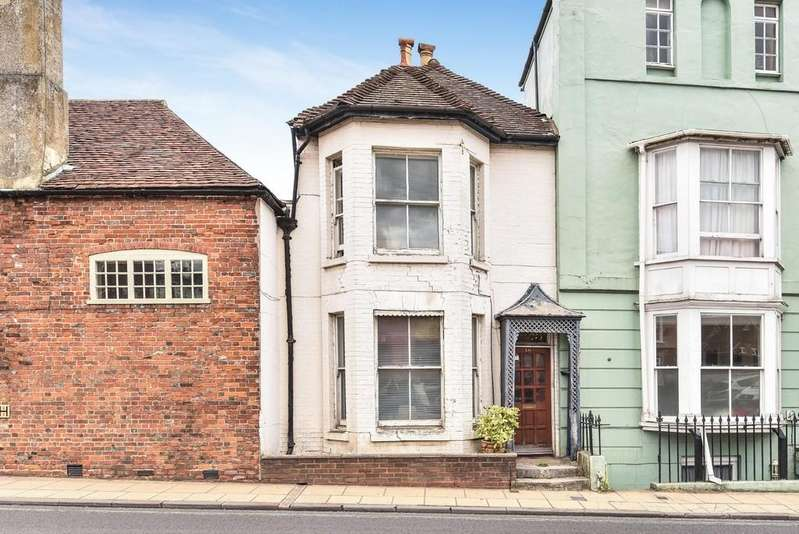 4 Bedrooms Terraced House for sale in St Cross Road, City Centre, Winchester