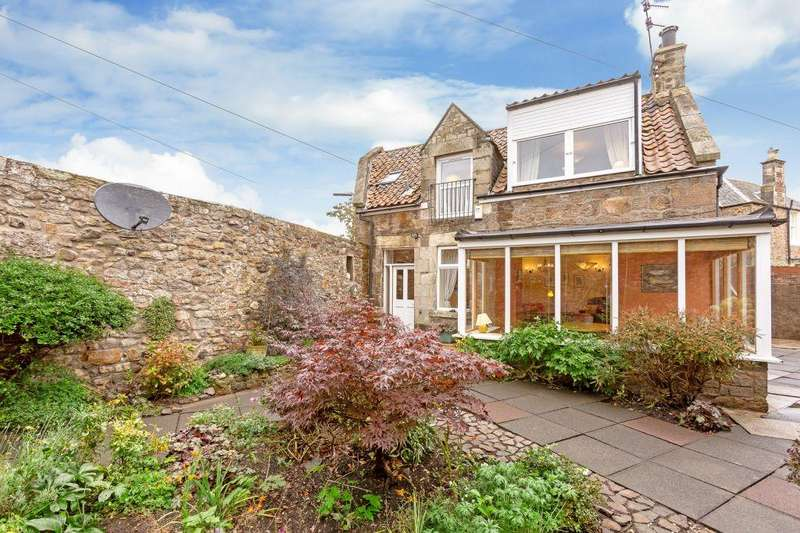 2 Bedrooms Cottage House for sale in Anne's Cottage 12A, Sidegate, Haddington, EH41 4BZ