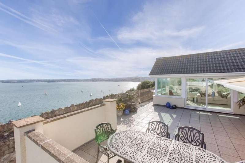 3 Bedrooms Detached House for sale in Rock End Avenue, Torquay, TQ1