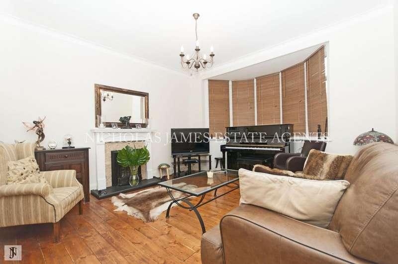 3 Bedrooms Terraced House for sale in Bury Street, London N9