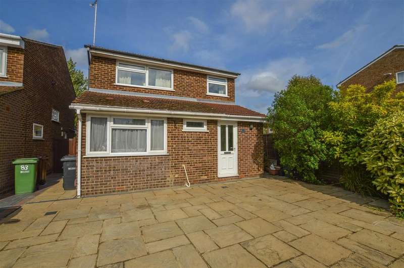 4 Bedrooms Detached House for sale in Thamesdale, London Colney, St. Albans