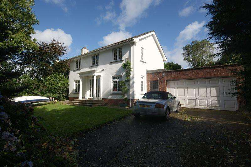 4 Bedrooms Detached House for sale in Love Lane, Bodmin