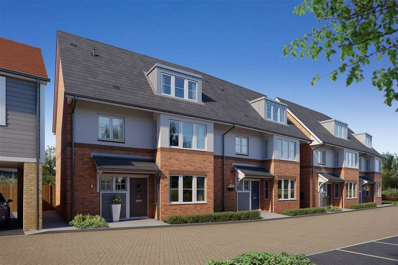 3 Bedrooms Semi Detached House for sale in The Gregory, Parva Green, Chelmsford