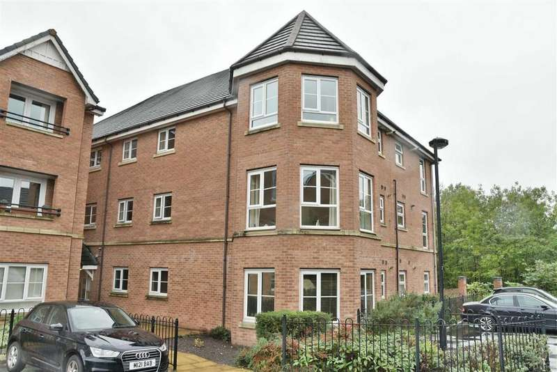 2 Bedrooms Apartment Flat for sale in Madison Gardens, Westhoughton