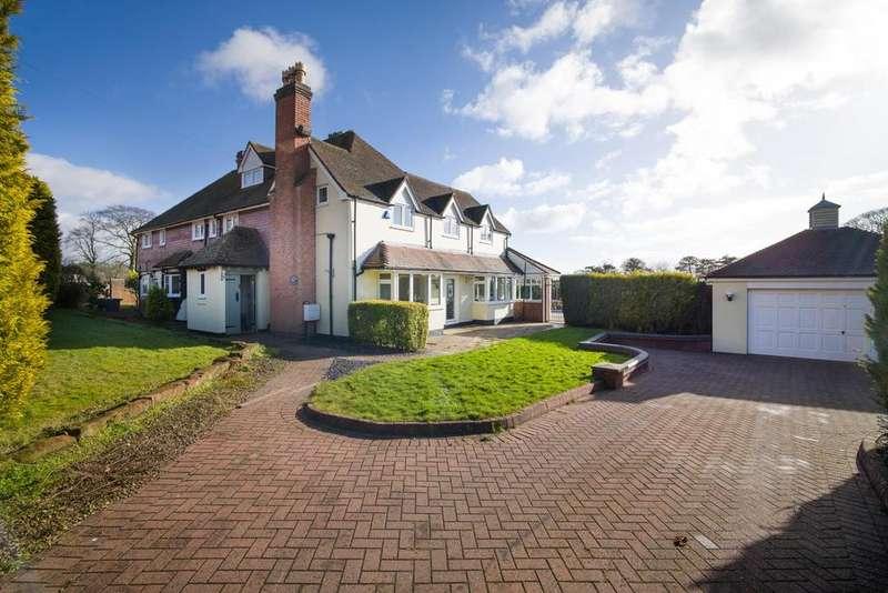 5 Bedrooms Detached House for sale in Old Birmingham Road, Upper Marlbrook
