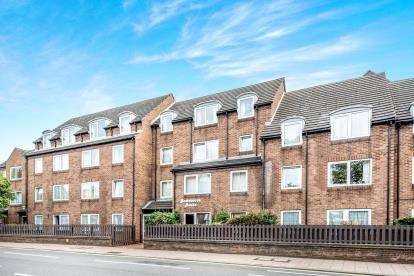 1 Bedroom Flat for sale in Homebrook House, Cardington Road, Bedford, Bedfordshire