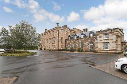2 Bedrooms Flat for sale in Montgomerie Drive, Stewarton