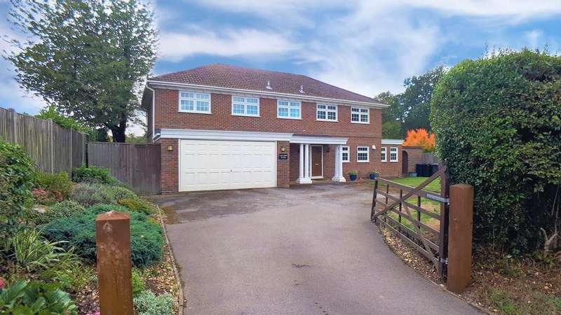 5 Bedrooms Detached House for sale in Berghers Hill