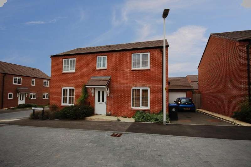 4 Bedrooms Detached House for sale in Chestnut Way, Bidford-on-avon