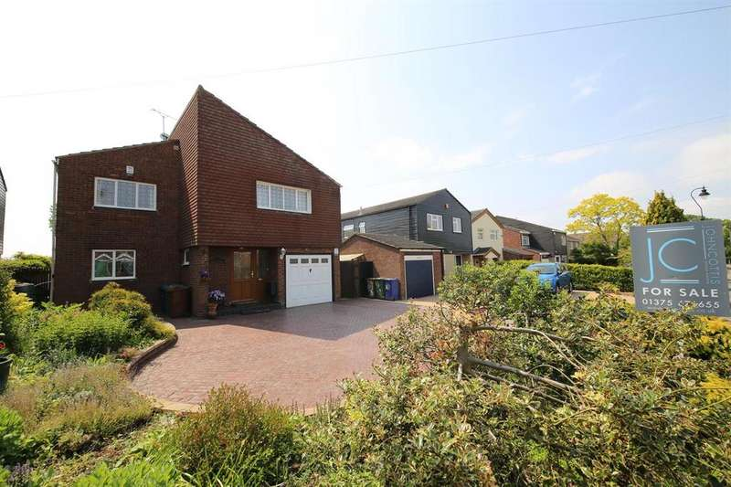 4 Bedrooms Detached House for sale in Orsett Road, Horndon-On-The-Hill, Horndon On The Hill
