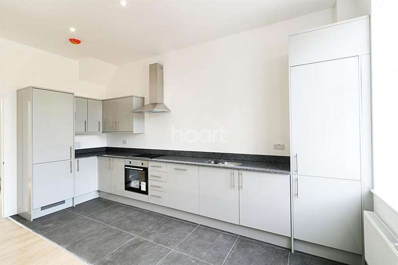 2 Bedrooms Flat for sale in 150a Barking Road, E6 3BJ
