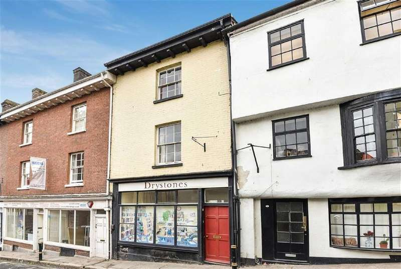 3 Bedrooms Semi Detached House for sale in West Street, Exeter, Devon, EX1